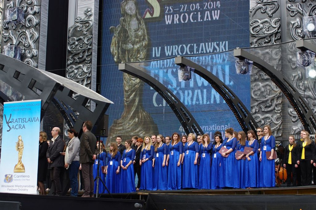 IV Międzynarodowy Wrocławski Festiwal Chóralny Vratislavia Sacra